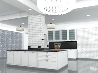 Classic style kitchen by Proyectos JARQ Classic
