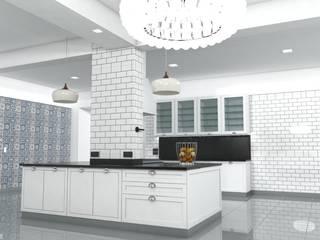 Cocina - Belgrano Cocinas clásicas de Proyectos JARQ Clásico