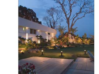 Casas de estilo  de Luciana Savassi Guimarães arquitetura&interiores, Rural