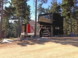 Casa del Bosque: Casas de estilo  por Nido Arquitectos