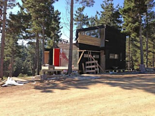 Casa del Bosque Nido Arquitectos Casas estilo moderno: ideas, arquitectura e imágenes