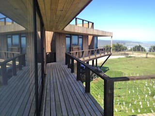 Casa Pangal Nido Arquitectos Casas estilo moderno: ideas, arquitectura e imágenes