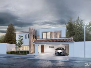 Santerra Residencial: Casas de estilo  por Pure Design