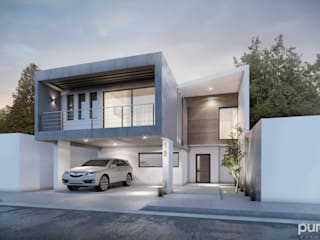 Houses by Pure Design, Minimalist