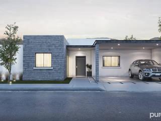 Minimalist houses by Pure Design Minimalist