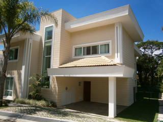 Casas de estilo ecléctico de Repsold Projetos e Design Ecléctico