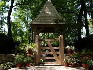 Сад Вильяма Морриса: Сады в . Автор – СпецПаркДизайн_