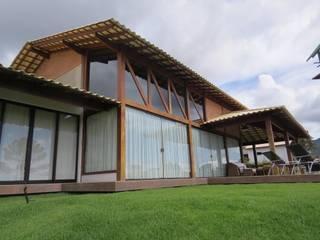 Casas de estilo rural de Repsold Projetos e Design Rural