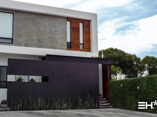 Estilo Homes Detached home Ceramic Grey