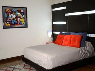 Phòng ngủ theo Spacio, Hiện đại