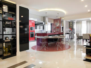Kitchen by Ahph Arquitetura e Interiores, Modern