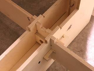 Estruturas de Madeira por Arq2T. Atelier