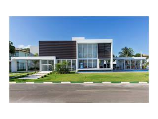 Casas de estilo minimalista de Quattro Arquitetura Minimalista