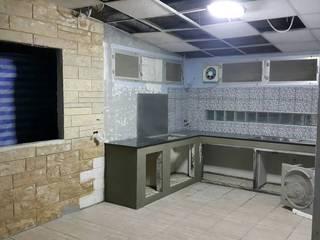 ฐานรากต่อเติมครัว ที่บ้านเนียมเทศ โดย บริษัทเข็มเหล็ก จำกัด