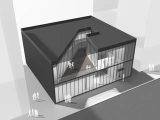 Daegu Commercial Project: seukhoonkim의  주택