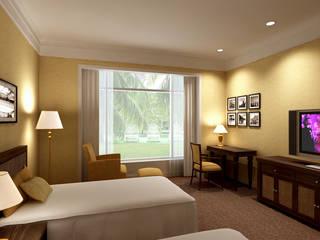 Hotels by 直譯空間設計有限公司, Rustic