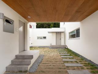 대전 두가구주택: 서가 건축사사무소의  주택