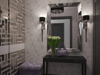 Corridor & hallway by Дизайн бюро Оксаны Моссур