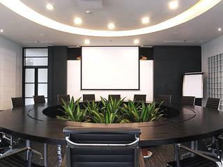 Pusat Konferensi Modern Oleh 直譯空間設計有限公司 Modern
