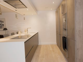 The Sails Modern Kitchen by Greengage Interiors Modern