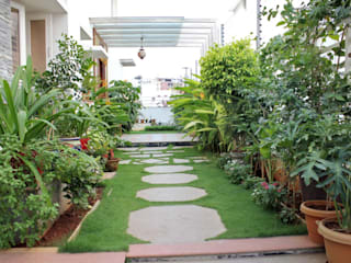 Interior Decoration:  Garden by The Inner Story