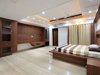 Interior Decoration:  Bedroom by The Inner Story
