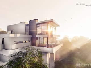​Cape Town - House on a Cliff:  Houses by Gottsmann Architects