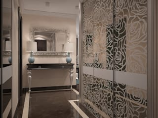 Koridor dan lorong by Дизайн бюро Оксаны Моссур