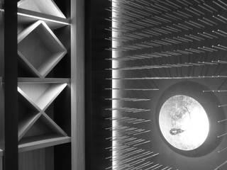 Rénovation d'un hôtel Particulier Cave à vin classique par Archimia Classique