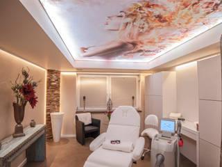 Beleuchtung für Ihre Geschäftsräume - Kosmetik Studio Mediterrane Hotels von Moreno Licht mit Effekt - Lichtplaner Mediterran