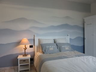 decorazione camera da letto:  in stile  di tiziano colombo