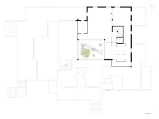 MM H: Case in stile in stile Minimalista di MM A | Massimiliano Masellis Architetti