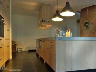 Joep Schut, interieurmaker KitchenCabinets & shelves Wood Wood effect
