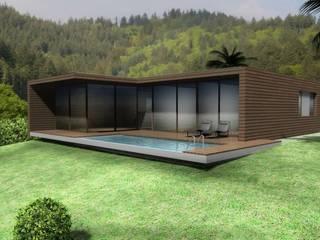 Houses by Desicon Desenho e Construção Civil lda