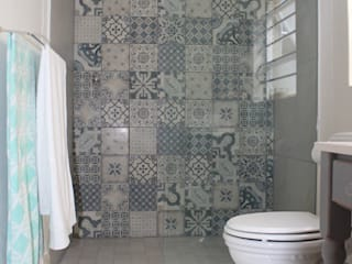 Covet Design Eclectic style bathroom
