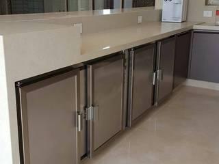 EDR - Adegas Climatizadas Wine cellar Iron/Steel Metallic/Silver