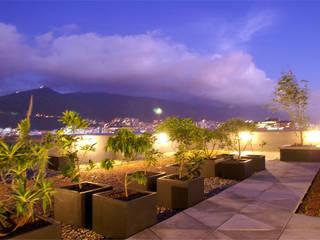 Jardin moderne par MRV ARQUITECTOS Moderne