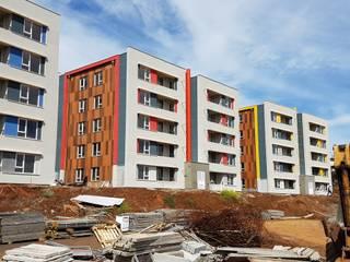 Casas de estilo  por Equipo Jaspard Arquitectos