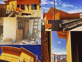 Casa A-V Casas estilo moderno: ideas, arquitectura e imágenes de Rodrigo Chávez Arquitecto Moderno