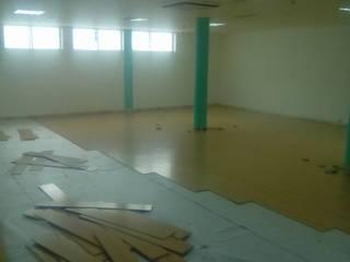 ginásio Point Fit em Estremoz:   por LCMM 24 Horas e Remodelações