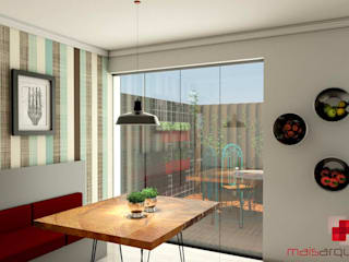 Nova cozinha: Cozinhas  por Mais Arquitetura 34