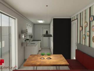 Moderne Küchen von Mais Arquitetura 34 Modern