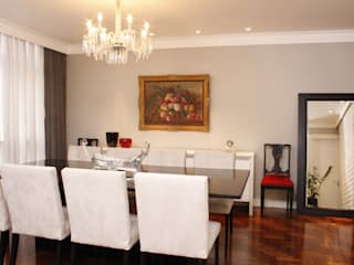 Dining room by LX Arquitetura, Modern