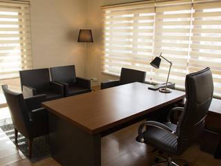 M2O Mimarlık Tasarım Ltd Sti – ELMADAĞ HUKUK BÜROSU, ANKARA: modern tarz , Modern