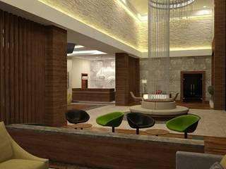 4* HOTEL, SHYMKENT / KAZAKİSTAN M2O Mimarlık Tasarım Ltd Sti