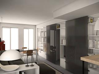 Appartamento C:  in stile  di MAPR architettura