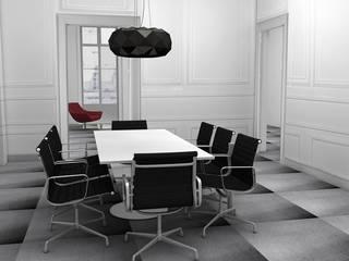 ARKIT: Estudios y oficinas de estilo moderno por ELEMENTO 3 / SAFRETTI/ HORUS/ ALPHENBERG/ JESS/ OI SIDE /ARKIT