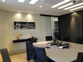 Study/office by LX Arquitetura, Modern