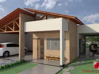 A frente:   por Mais Arquitetura 34