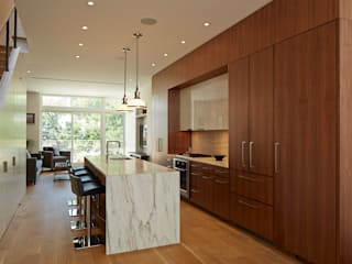 Sarah Jefferys Design Modern style kitchen